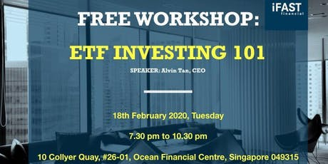 ETF INVESTING 101 tickets