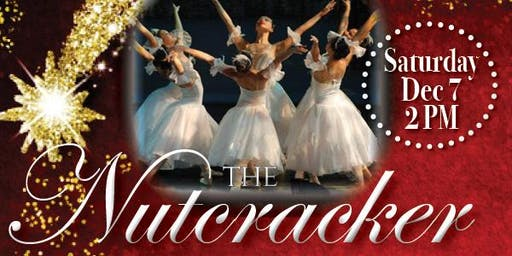 2019 Nutcracker GENERAL ADMISSION - SAT DEC 7 - 2PM MATINEE
