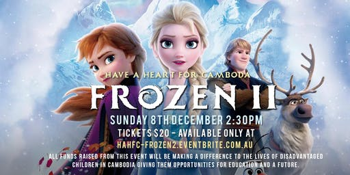 Frozen 2 with HAHFC