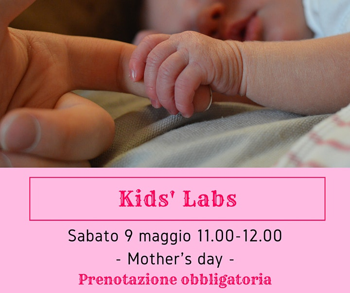 Immagine Kids' Labs: Mother's Day