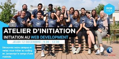 ATELIER DINITIATION - Introduction au code HTML/C