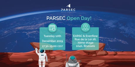PARSEC Open Day tickets