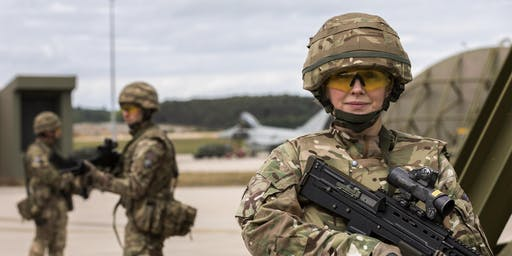 2622 (H) Sqn RAF Regiment Reserves Information Day