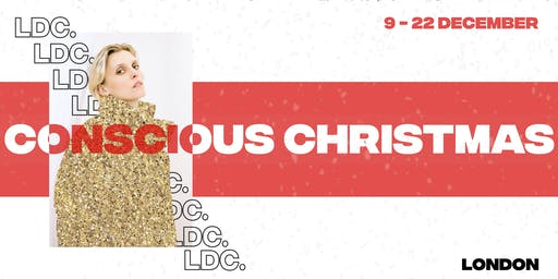 A Conscious Christmas: Lone Design Club's Festive Concept Store + Events