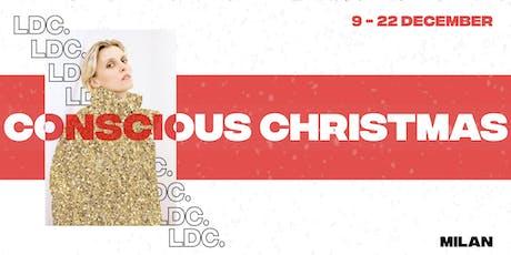 Lone Design Club's Pop Up Christmas Store MILAN biglietti