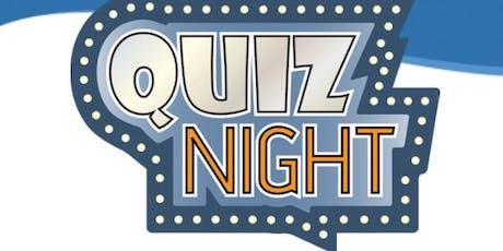 Quiz Night for Whizz-Kidz tickets