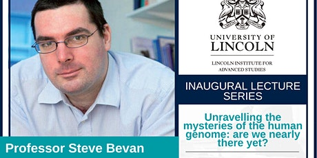 Inaugural Lecture:Prof Stephen Bevan  tickets