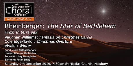 NCS Winter Concert - Rheinberger: The Star of Bethlehem tickets