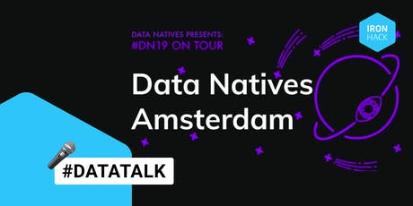 DATATALKS: Ironhack X Data Natives tickets