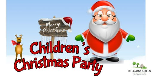 Emersons Green Town Council 2019 Children's Christmas Event