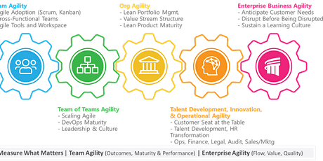 Enterprise Business Agility Strategist Workshop tickets