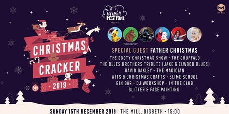 Christmas Cracker (The Mill, Birmingham) tickets