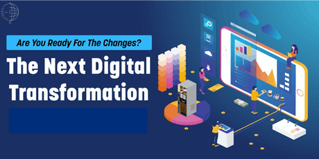 The Next Digital Transformation (December) tickets