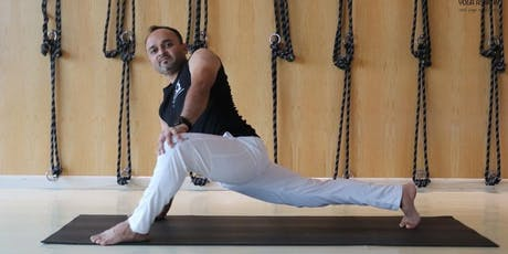 LOWER BACK AND HIP STRETCH WITH AMIT tickets