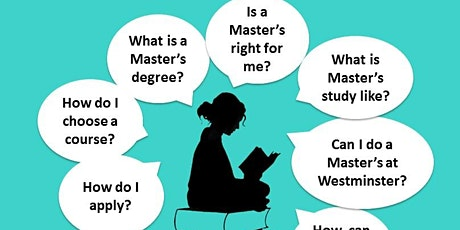 Considering Postgraduate Study? Information Session on doing a  Master's tickets