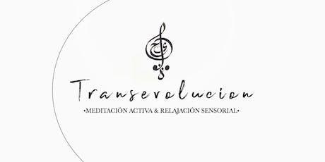 Transevolucion (meditación activa y relajación sensorial) entradas