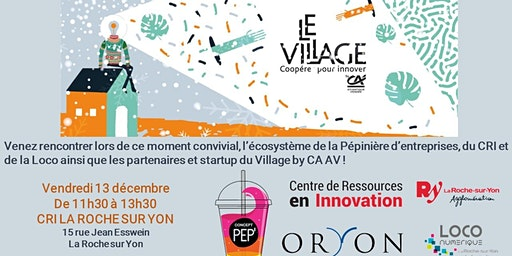 Moment convivial Oryon Village by CAAV