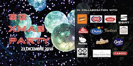 SG Xmas Party 2019 biglietti