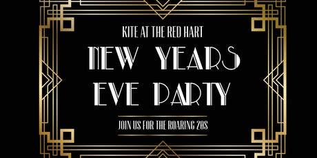 New Year's Eve at Kite: Roaring 20s tickets