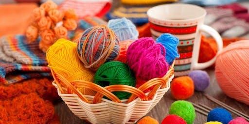 Knit and Natter  (Heysham)