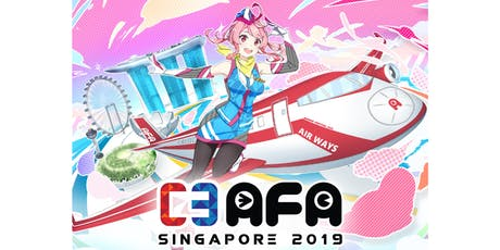 C3 Anime Festival Asia Singapore 2019 (#C3AFASG19) tickets