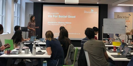 Viz for Social Good Hackathon - Guy's and St Thomas' Charity tickets