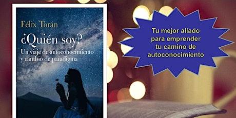 """Presentación del libro """"¿Quién soy?"""" de Ediciones Luciérnaga (Planeta) entradas"""