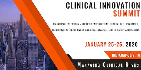 Clinical Innovation Summit - Winter 2020 tickets