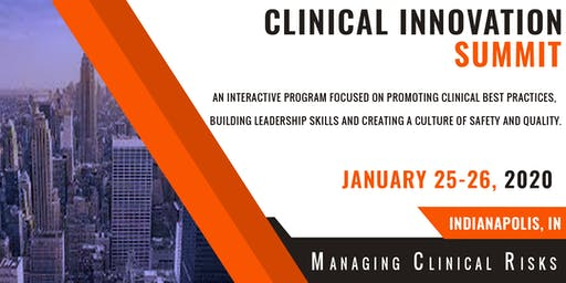 Clinical Innovation Summit - Winter 2020