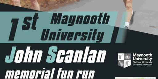 1st Maynooth University John Scanlan Memorial       Fun Run