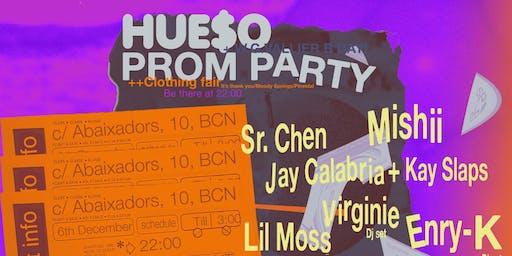 Hueso Prom Party + W.G.V Bday