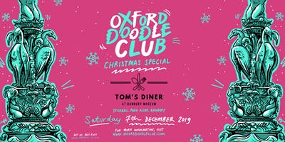 Oxford Doodle Club: Christmas Meet Up!