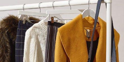 Chapelton Cosy Clothes Swap Shop with Swish Swish Bish