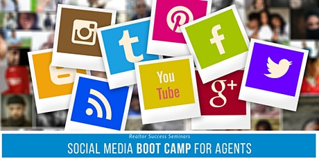 Social Media Boot Camp for Real Estate Agents tickets