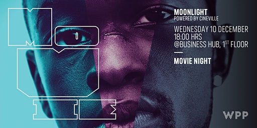 Movie Night - MOONLIGHT powered by Cineville