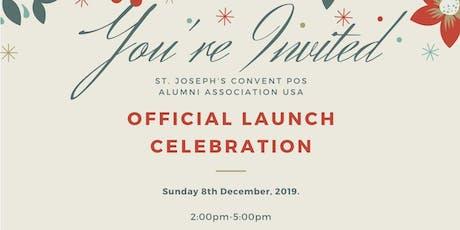 SJC POS AA Official Launch Celebration tickets