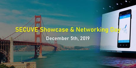 SECUVE Showcase & Networking Day tickets