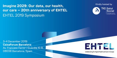 EHTEL Symposium 2019 tickets