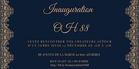 Inauguration de la Boutique OH 88 billets
