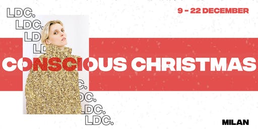HAVE A CONSCIOUS CHRISTMAS - Festive 2 week Temporary Store + Events