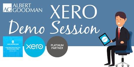 Xero Demo Session  tickets