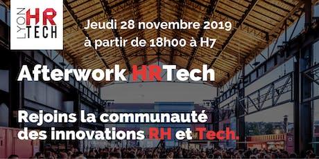 Afterwork HRTech billets