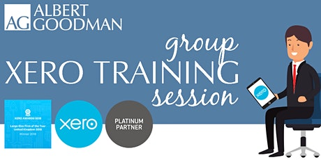Xero Group Training Session  tickets
