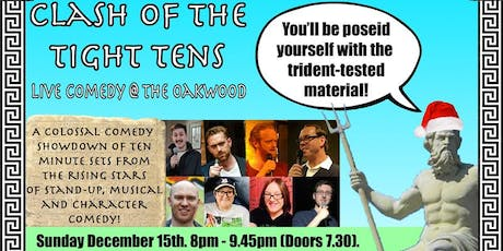 Clash of the Tight Tens Comedy tickets