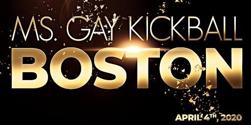 Ms. GayKickball Boston 2020