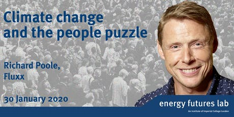 Climate change and the people puzzle tickets