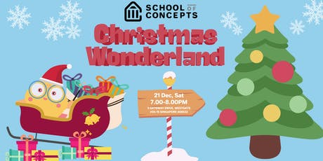 SoC Christmas Wonderland at Westgate tickets
