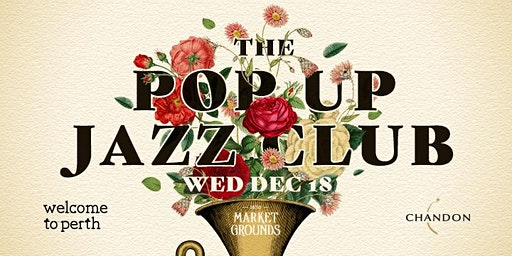 The Pop Up Jazz Club // Market Grounds Courtyard