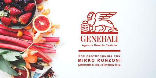Immagina Una Vita Più - Box Gastronimica con Mirko Ronzoni
