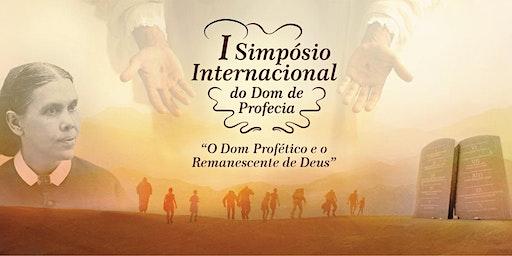 I SIMPÓSIO INTERNACIONAL DO DOM DE PROFECIA